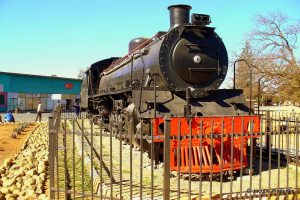 Schweizer Reneke locomotive_ Jacque Wepener Jun 2012