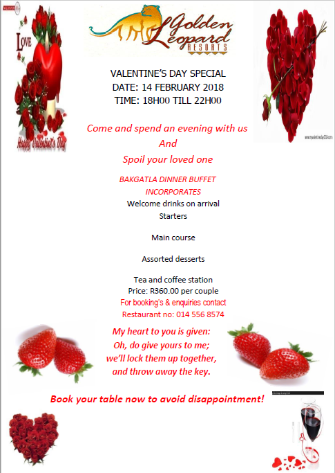 Bakgatla Valentines Day Special 2018